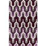Surya Cosmopolitan COS9178-58 Hand Tufted Rug, 5 x 8 Rectangle