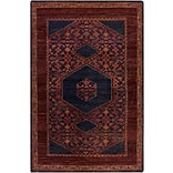 Surya Haven HVN1216-811 Hand Knotted Rug, 8 x 11 Rectangle