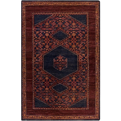 Surya Haven HVN1216-23 Hand Knotted Rug, 2 x 3 Rectangle