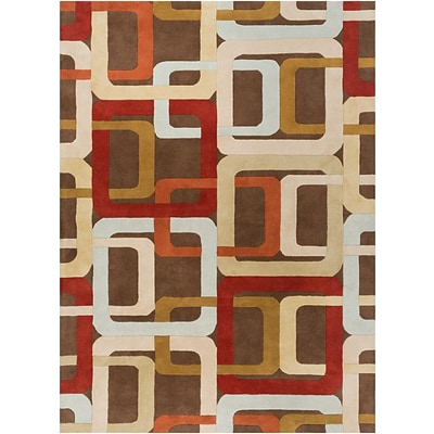 Surya Forum FM7106-69 Hand Tufted Rug, 6 x 9 Rectangle