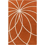 Surya Forum FM7175-58 Hand Tufted Rug, 5 x 8 Rectangle