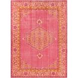 Surya Zahra ZHA4005-811 Hand Knotted Rug, 8 x 11 Rectangle