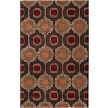Surya Forum FM7170-912 Hand Tufted Rug, 9 x 12 Rectangle
