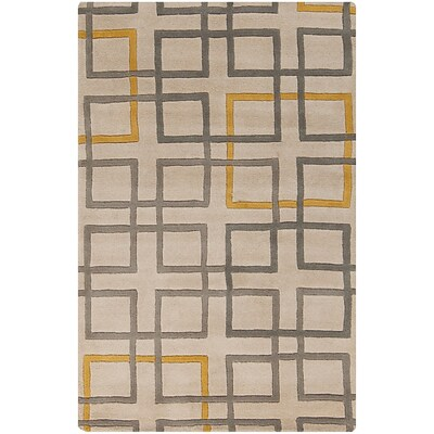 Surya Artist Studio ART231-3353 Hand Tufted Rug, 33 x 53 Rectangle