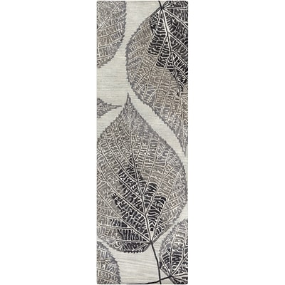 Surya Banshee BAN3348-268 Hand Tufted Rug, 26 x 8 Rectangle
