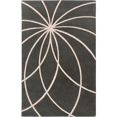 Surya Forum FM7173-312 Hand Tufted Rug, 3 x 12 Rectangle