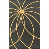 Surya Forum FM7181-312 Hand Tufted Rug, 3 x 12 Rectangle