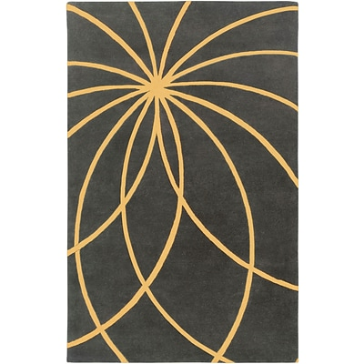Surya Forum FM7181-1014 Hand Tufted Rug, 10 x 14 Rectangle