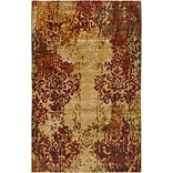 Surya Brocade BRC1002-23 Hand Knotted Rug, 2 x 3 Rectangle