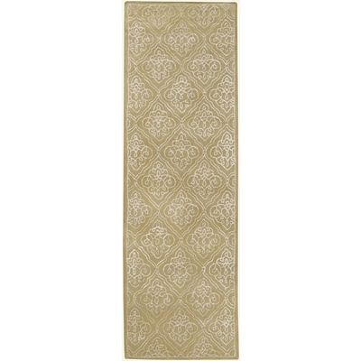 Surya Candice Olson Modern Classics CAN1914-268 Hand Tufted Rug, 26 x 8 Rectangle