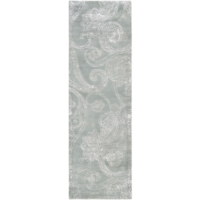 Surya Candice Olson Modern Classics CAN1952-268 Hand Tufted Rug, 26 x 8 Rectangle
