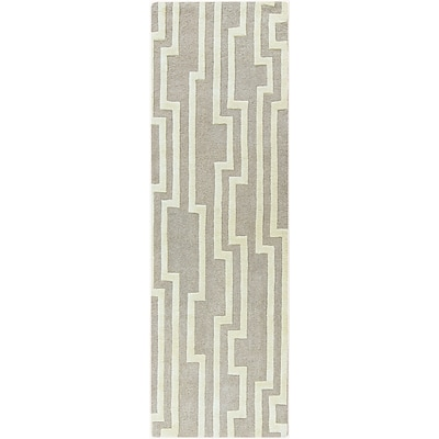 Surya Candice Olson Modern Classics CAN2023-268 Hand Tufted Rug, 26 x 8 Rectangle
