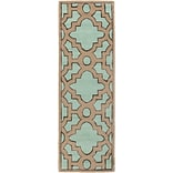 Surya Candice Olson Modern Classics CAN2034-268 Hand Tufted Rug, 26 x 8 Rectangle