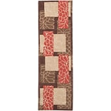 Surya Cosmopolitan COS8889-268 Hand Tufted Rug, 26 x 8 Rectangle