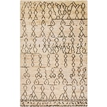 Surya Casablanca CSB7000-811 Hand Knotted Rug, 8 x 11 Rectangle