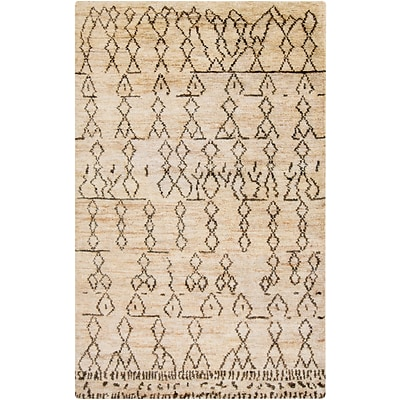 Surya Casablanca CSB7000-23 Hand Knotted Rug, 2 x 3 Rectangle