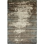 Surya Candice Olson Slice of Nature SLI6404-811 Hand Knotted Rug, 8 x 11 Rectangle