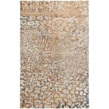 Surya Watercolor WAT5013-811 Hand Knotted Rug, 8 x 11 Rectangle