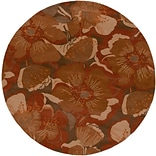 Surya Athena ATH5102-8RD Hand Tufted Rug, 8 Round