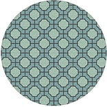 Surya Dream DST1183-8RD Hand Tufted Rug, 8 Round