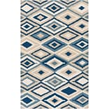 Surya Rain RAI1204-23 Hand Hooked Rug, 2 x 3 Rectangle