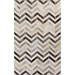 Surya Trail TRL1129-58 Hand Crafted Rug, 5 x 8 Rectangle