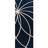 Surya Forum FM7186-268 Hand Tufted Rug, 26 x 8 Rectangle