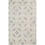 Surya Perspective PSV46-58 Hand Tufted Rug, 5 x 8 Rectangle