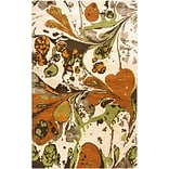 Surya Banshee BAN3314-58 Hand Tufted Rug, 5 x 8 Rectangle