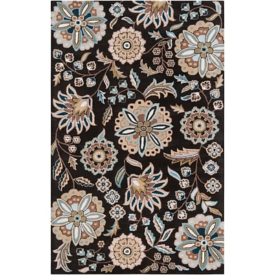 Surya Athena ATH5061-58 Hand Tufted Rug, 5 x 8 Rectangle