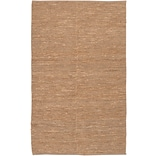 Surya Continental COT1931-58 Hand Woven Rug, 5 x 8 Rectangle