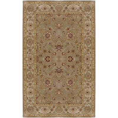 Surya Crowne CRN6010-58 Hand Tufted Rug, 5 x 8 Rectangle