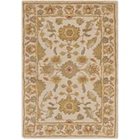 Surya Crowne CRN6011-23 Hand Tufted Rug, 2 x 3 Rectangle