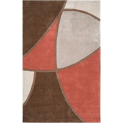 Surya Cosmopolitan COS8887-58 Hand Tufted Rug, 5 x 8 Rectangle