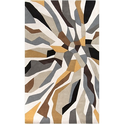 Surya Cosmopolitan COS9200-58 Hand Tufted Rug, 5 x 8 Rectangle