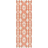 Surya Goa G5073-268 Hand Tufted Rug, 26 x 8 Rectangle