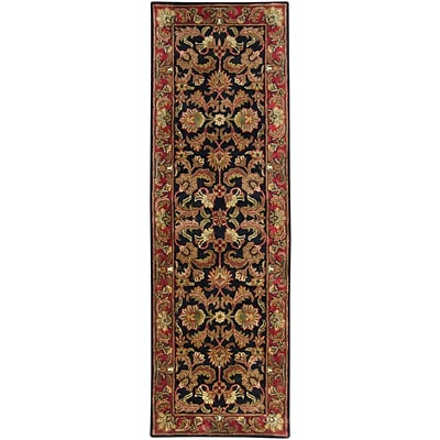 Surya Ancient Treasures A108-268 Hand Tufted Rug, 26 x 8 Rectangle