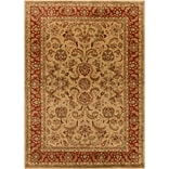 Surya Ancient Treasures A111-811 Hand Tufted Rug, 8 x 11 Rectangle
