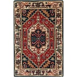 Surya Ancient Treasures A134-23 Hand Tufted Rug, 2 x 3 Rectangle