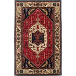 Surya Ancient Treasures A134-58 Hand Tufted Rug, 5 x 8 Rectangle