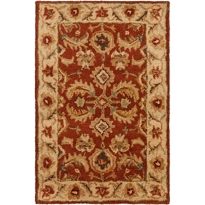 Surya Ancient Treasures A147-23 Hand Tufted Rug, 2 x 3 Rectangle