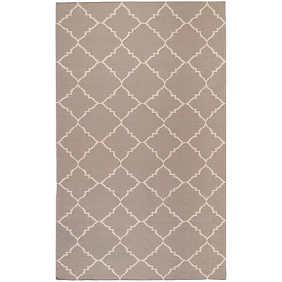 Surya Frontier FT42-58 Hand Woven Rug, 5 x 8 Rectangle
