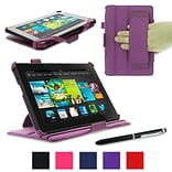 PE Slim-Fit Case Cover F/7 Kindle Fire HD
