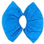 Keystone SC-CPE-HD-XL-BL Polyethylene Shoe Covers, Blue, 300/Box