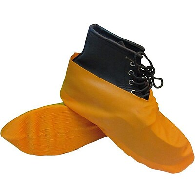 Keystone BC-RBR-OR-XL Orange Latex Boot Covers, XL, 200/Box