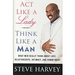 Act Like a Lady, Think Like a Man:What Men