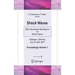 Shock Waves: 26th International Symposium