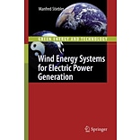 Wind Energy Systems for Electric Power