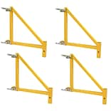 Buffalo Tools Pro Series 18 4 Piece Scaffolding Outrigger Set, 1000 lbs.