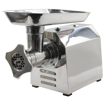 Buffalo Tools Sportsman™ Commercial Grade Stainless Steel Electric Meat Grinder